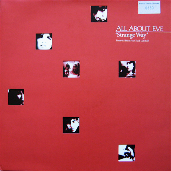 All About Eve Strange Way Vinyl