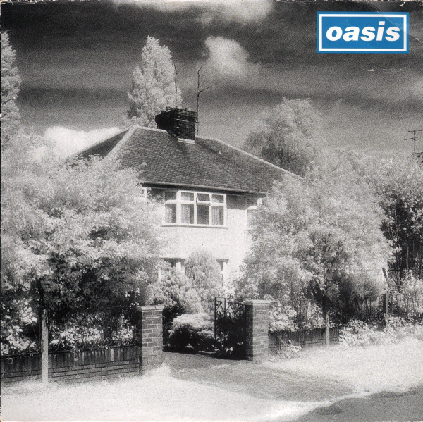 Oasis Live Forever