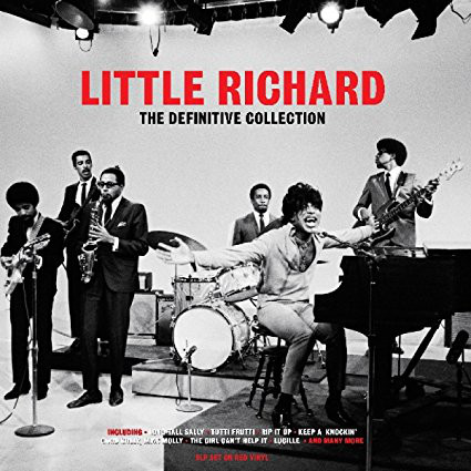 Little Richard The Definitive Collection