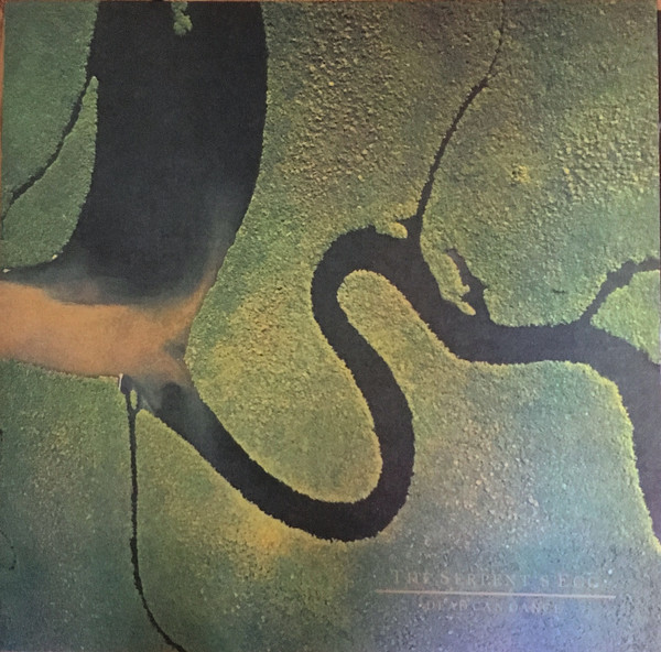 Dead Can Dance The Serpent's Egg Vinyl