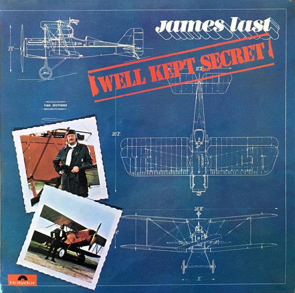 Last, James Well Kept Secret Vinyl