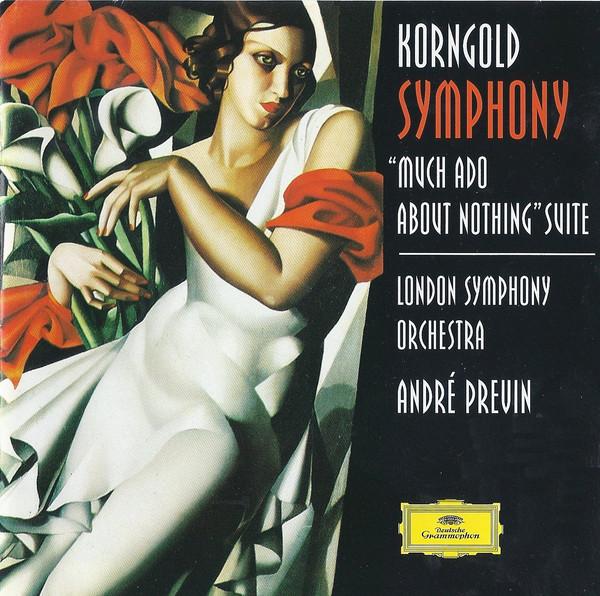 Korngold - London Symphony Orchestra, André Previn Symphony /