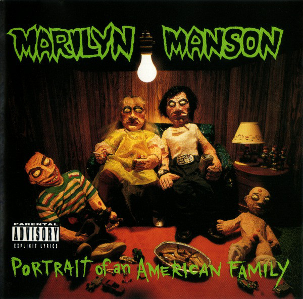 Manson Marilyn Portrait Of An American Family