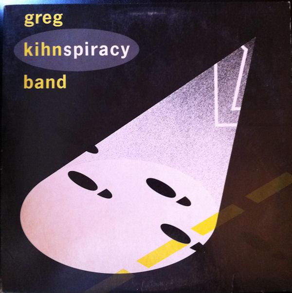Greg Kihn Band Kihnspiracy Vinyl