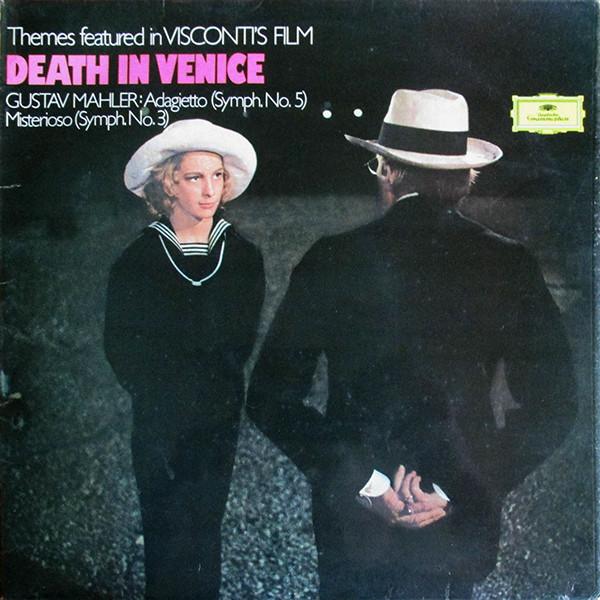 Gustav Mahler Death In Venice