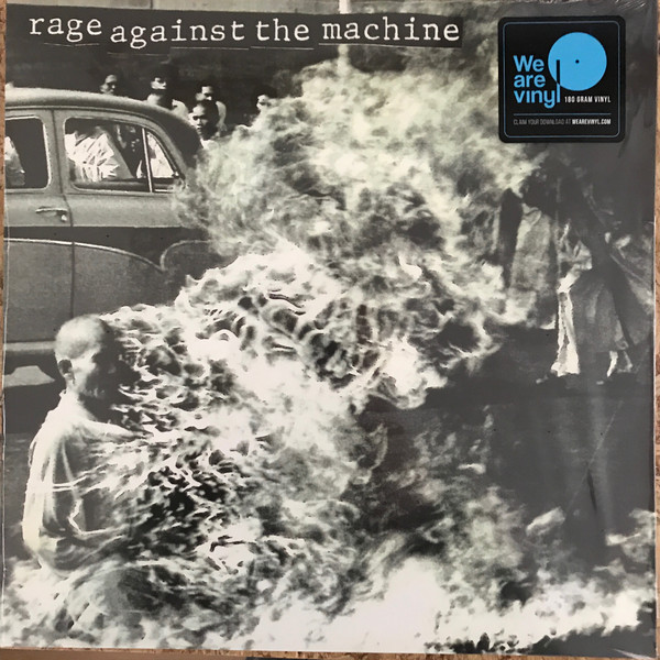 Rage Against The Machine Rage Against The Machine Vinyl