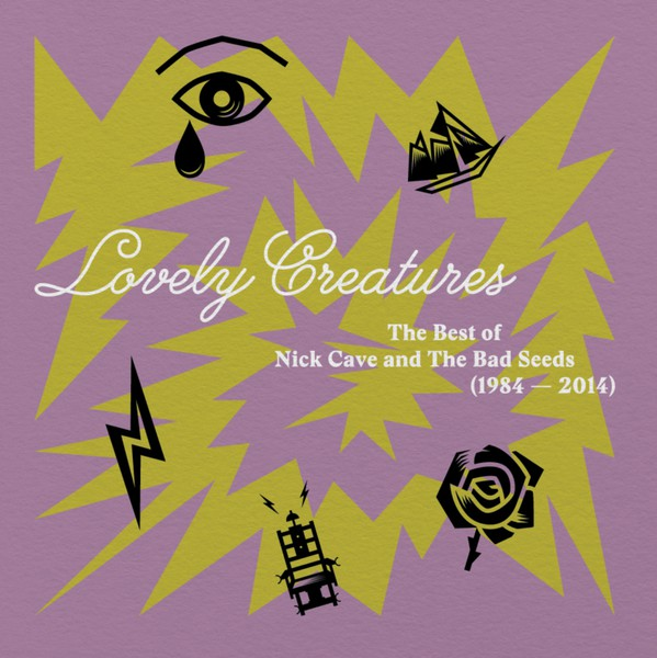Cave Nick & The Bad Seeds Lovely Creatures (The Best Of Nick Cave And The Bad Seeds) (1984 – 2014)