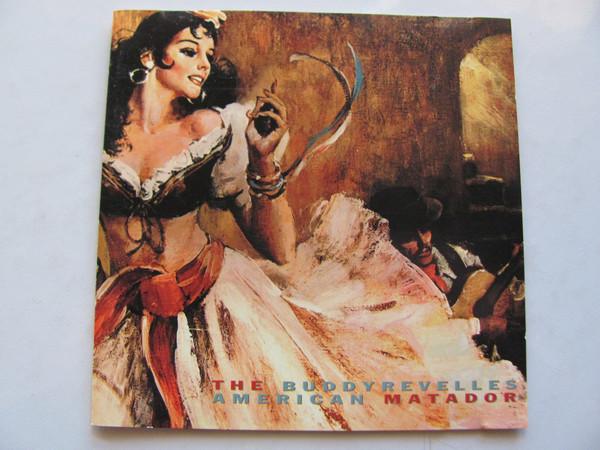 Buddyrevelles (The) American Matador CD