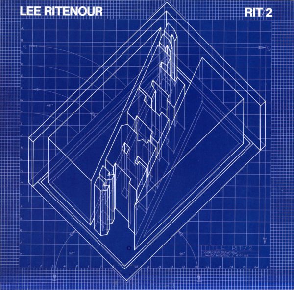 Ritenour, Lee RIT/2 Vinyl
