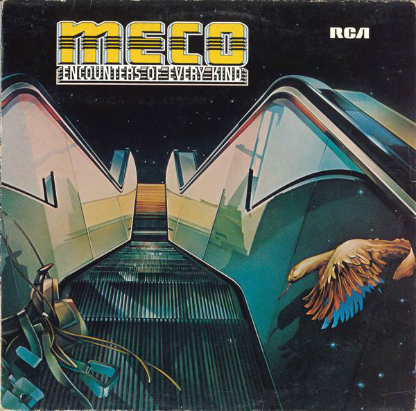 Meco Encounters Of Every Kind Vinyl