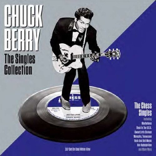 Berry, Chuck Chuck Berry The Singles Collection Vinyl