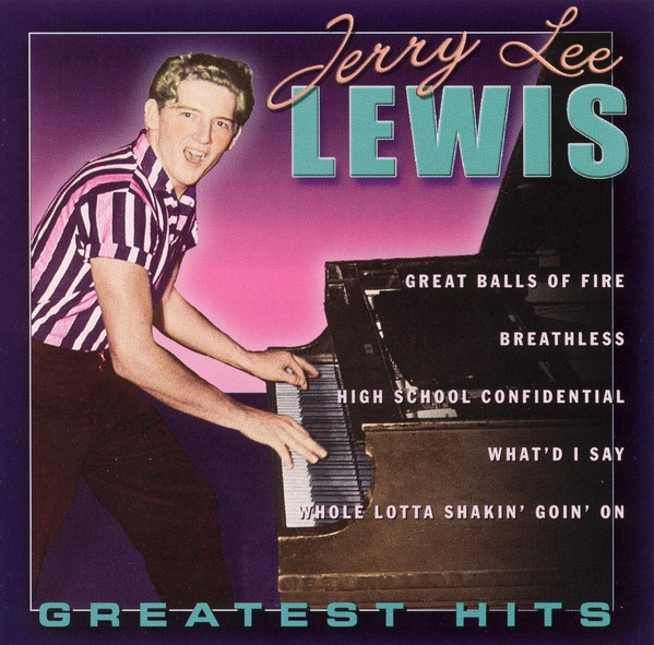 Lewis, Jerry Lee Greatest Hits