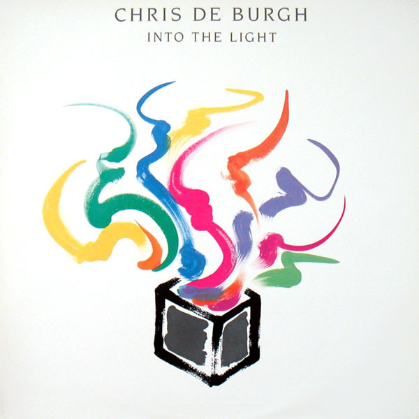 De Burgh, Chris Into The Light Vinyl