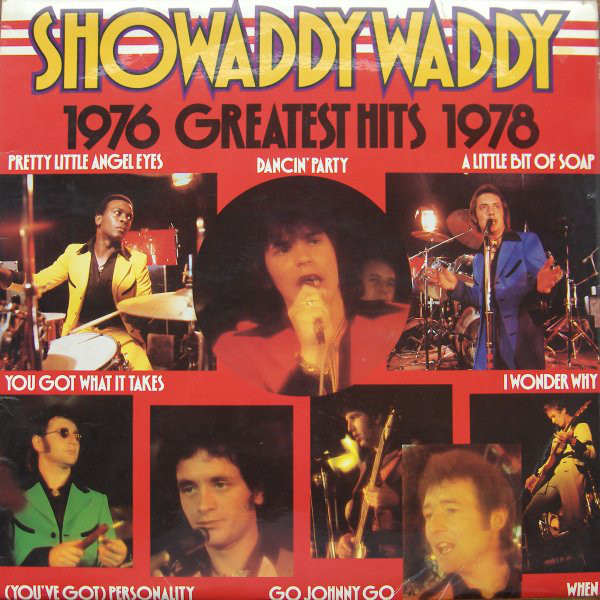 Showaddywaddy Greatest Hits 1976 - 1978 Vinyl