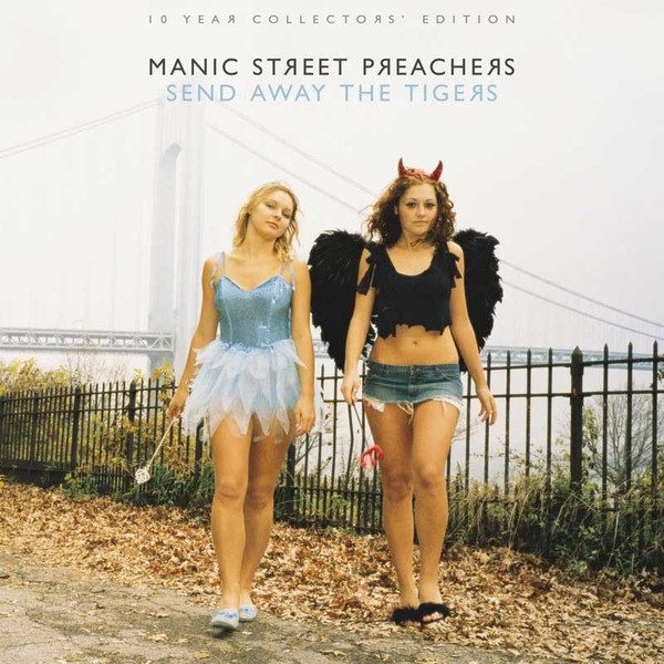Manic Street Preachers Send Away The Tigers Vinyl