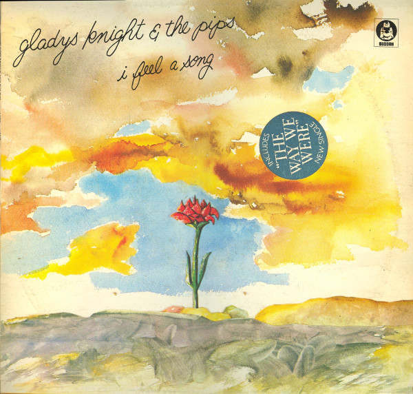 Knight Gladys & The Pips I Feel A Song Vinyl