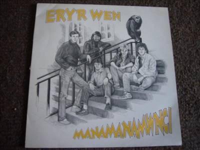 Eryr Wen Manamanamwnci Vinyl