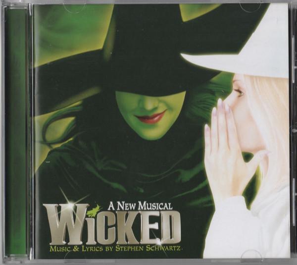 Stephen Schwartz  Wicked (Original Broadway Cast Recording) CD