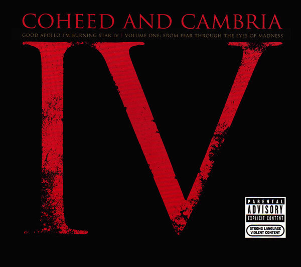 Coheed And Cambria Good Apollo I'm Burning Star IV | Volume One: From Fear Through The Eyes Of Madness