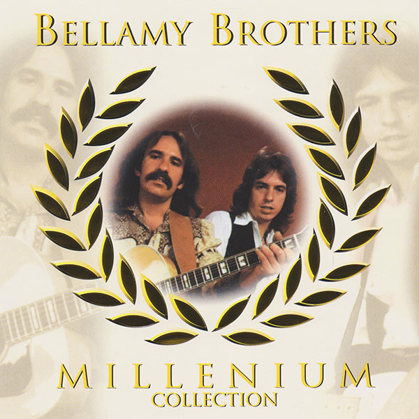 Bellamy Brothers Millenium CD