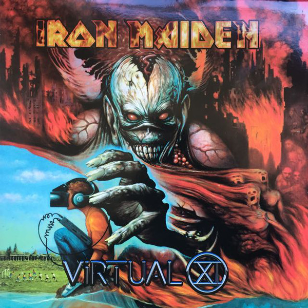 Iron Maiden Virtual XI