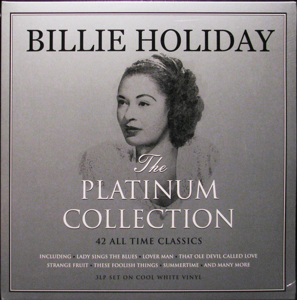 Holiday,  Billie The Platinum Collection Vinyl