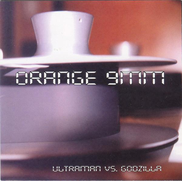 Orange 9mm  Ultraman Vs. Godzilla CD