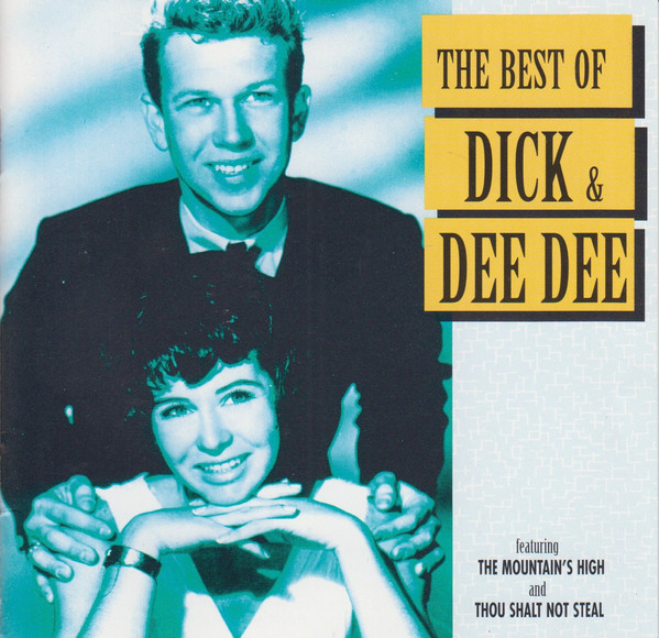 Dick & Dee Dee The Best of Dick & Dee Dee CD