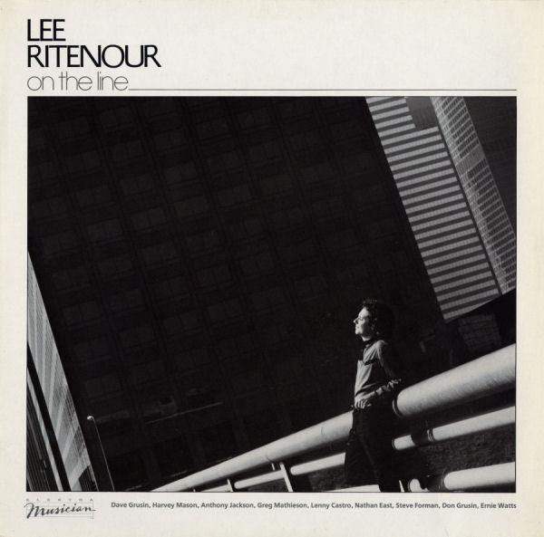 Ritenour, Lee On The Line Vinyl