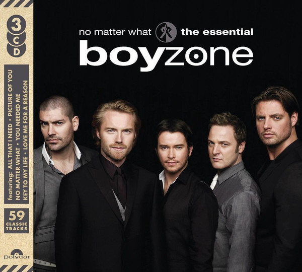 Boyzone No Matter What: The Essential  CD