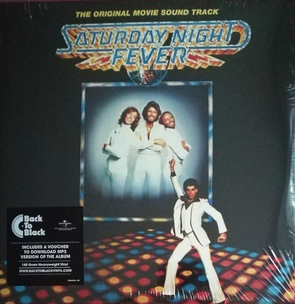 Various Saturday Night Fever (The Original Movie Sound Track)