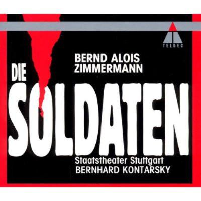 Zimmermann - Bernhard Kontarsky Die Soldaten