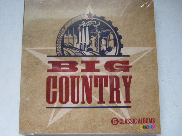 Big Country 5 Classic Albums