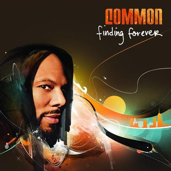 Common Finding Forever CD