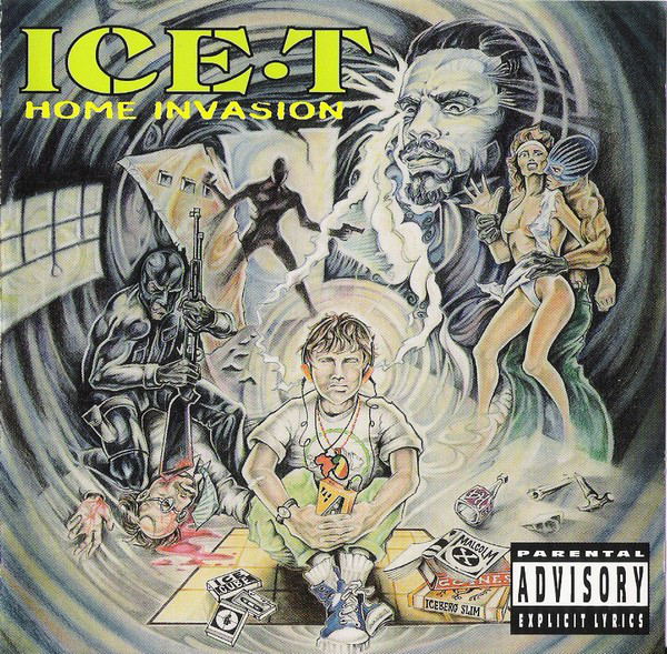 Ice.T Home Invasion