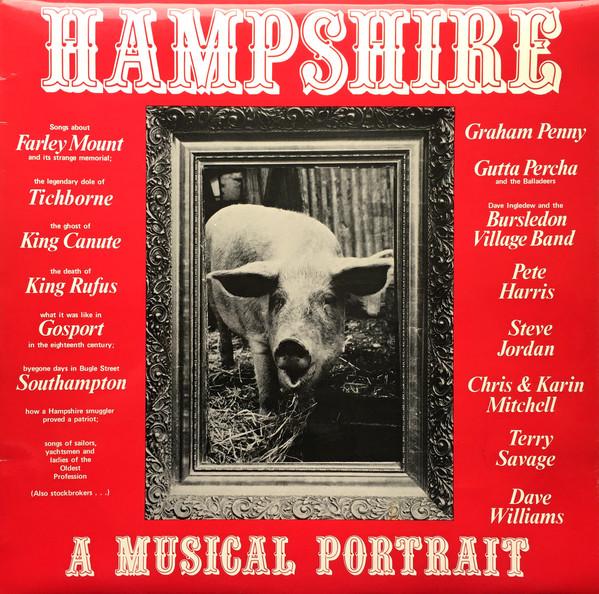 Various Hampshire - A Musical Portrait Vinyl