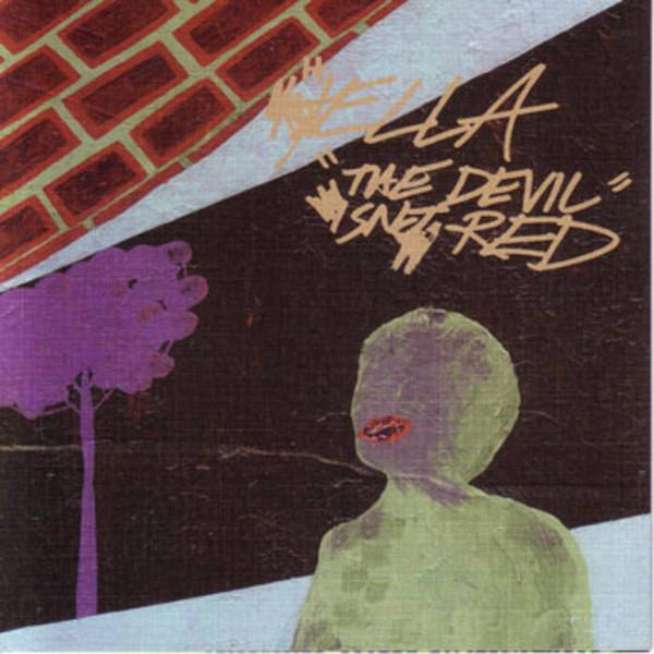 Hella The Devil Isnt Red CD
