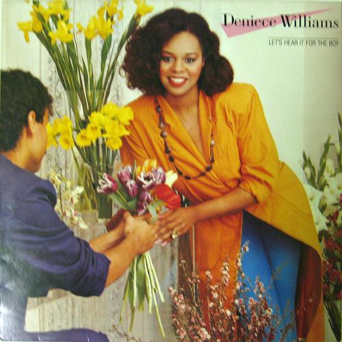 Deniece Williams Let's Hear It For The Boy Vinyl
