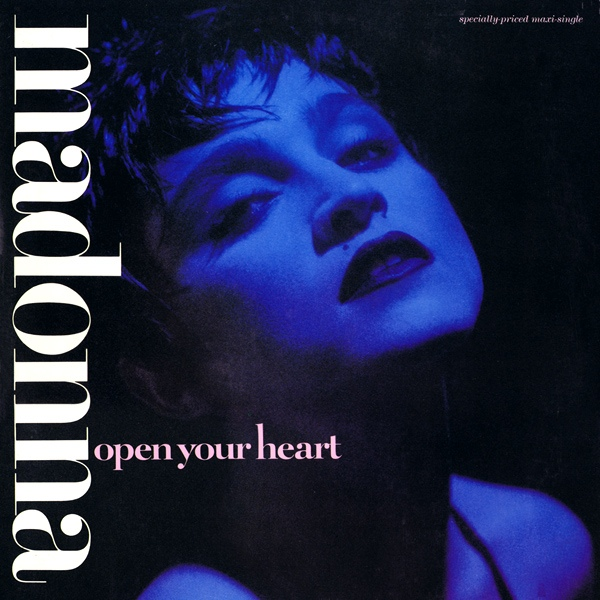 Madonna Open Your Heart (Extended Version)