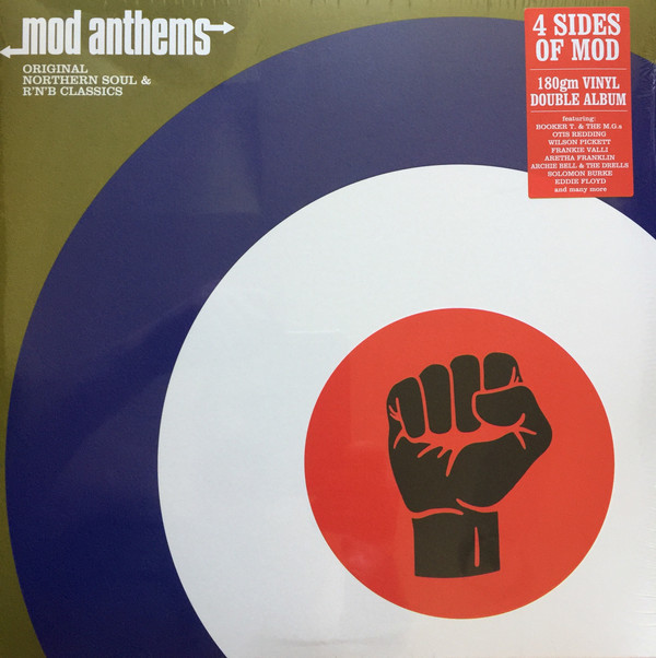 Various Mod Anthems: Original Northern Soul & R'N'B Classics
