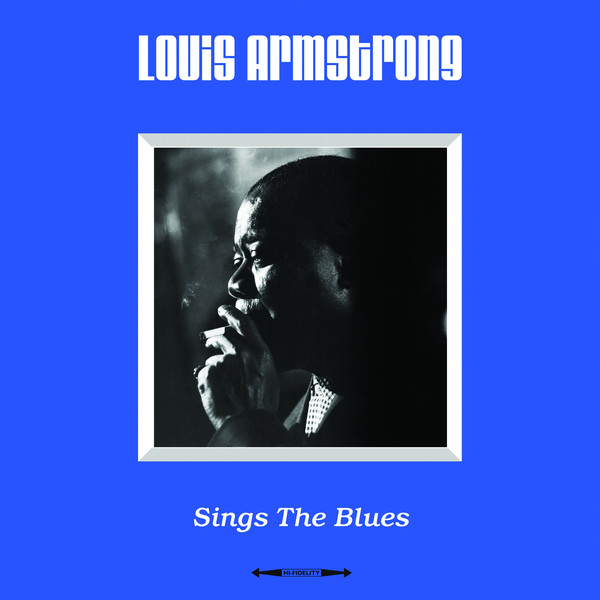 Armstrong, Louis Sings The Blues Vinyl