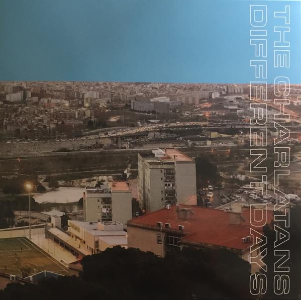The Charlatans Different Days Vinyl