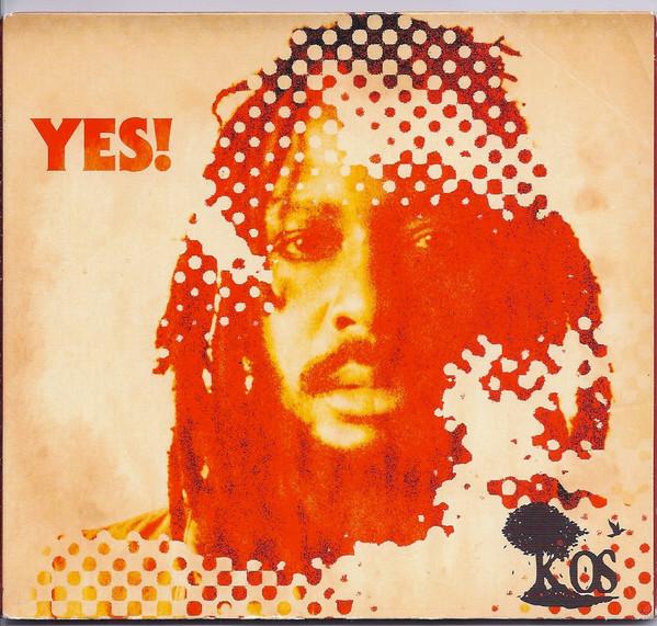 K-OS Yes! CD