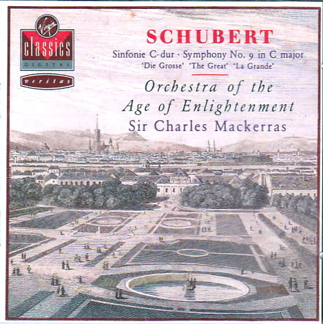 Schubert - Charles Mackerras Symphony No. 9 in C