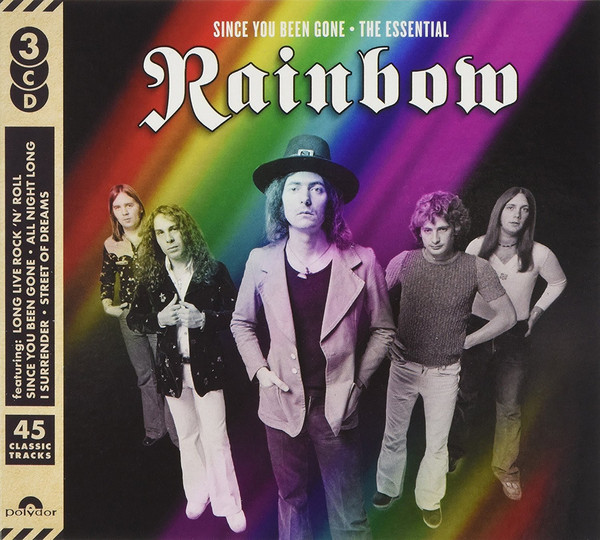 Rainbow Since You Been Gone - The Essential