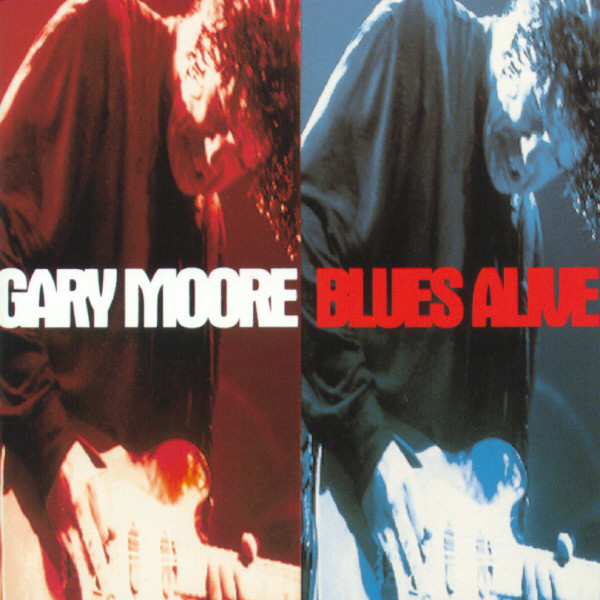 Moore Gary Blues Alive