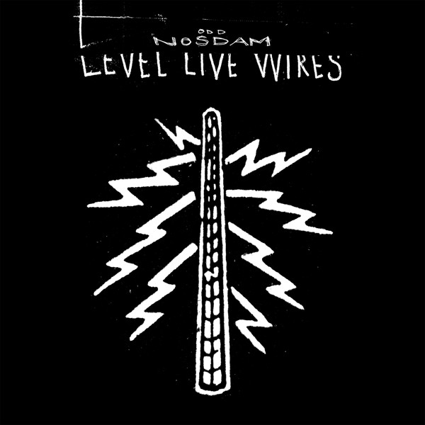 Odd Nosdam Level Live Wires CD