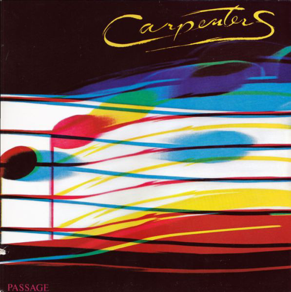 Carpenters Passage Vinyl