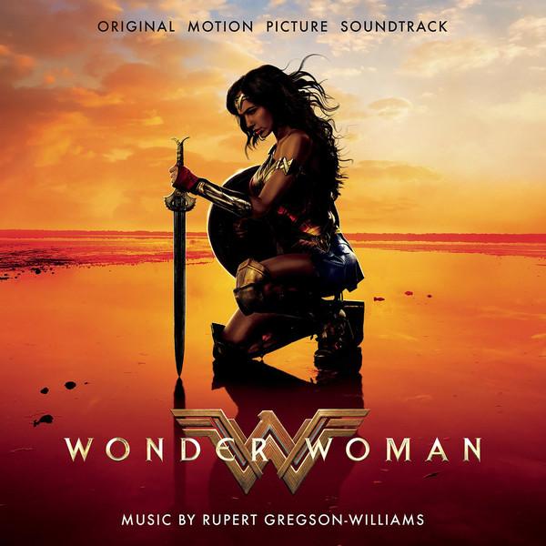 Gregson-Williams, Ruperts Wonder Women CD