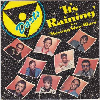Darts It's Raining Vinyl